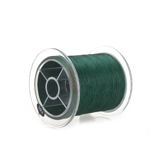 300M 20LB 0.18mm Fishing Line Strong Braided 4 Strands Yellow Image