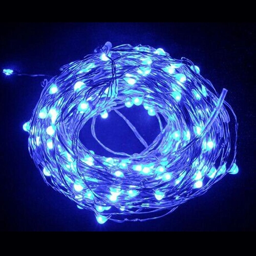 10m 100-LED String Light Lamp Decoration Lighting for Christmas Party Wedding 12V
