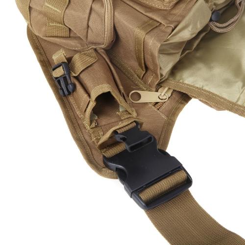 MOLLE тактический ремень сумка мешок путешествия рюкзак камеры военных мешок земли