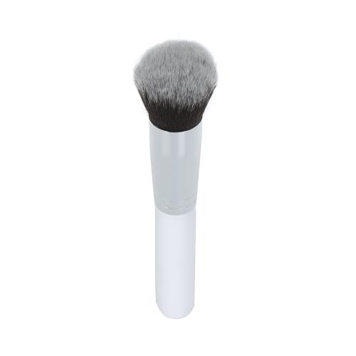 Professionelle Kosmetik Pinsel Gesicht Make-up Rouge Powder Foundation Tools runden oberen Holz + Aluminium