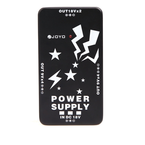 JOYO JP-01 Effect Power Supply Output of 8-way DC 9V and 2-way DC 18V