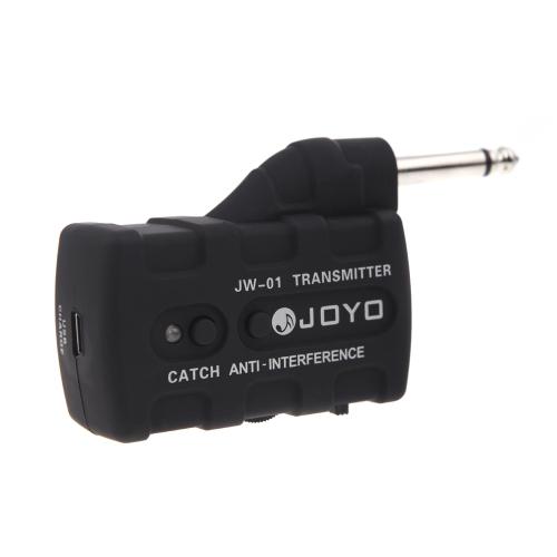 DIGITAL PRO JOYO JW-01 Guitar Bass Wireless Rechargeable 2.4Ghz Audio Transmitter Receiver Kit