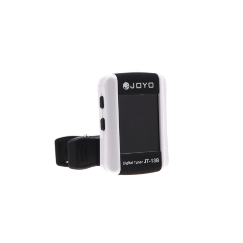JOYO  JT-13B Digital LCD Clip-on Tuner for Electronic Acoustic Guitar Bass Violin Ukulele
