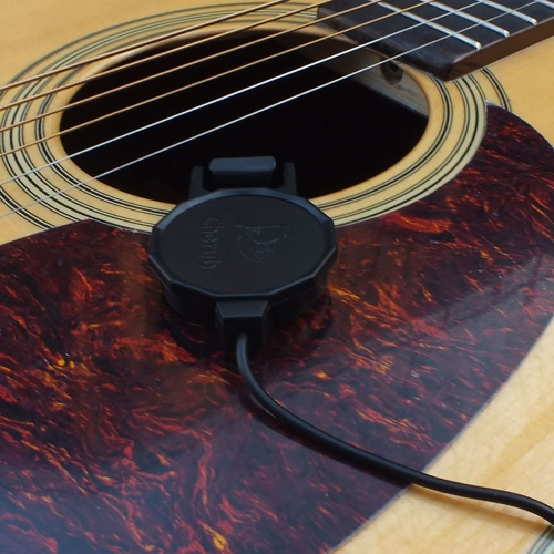 Cherub WCP-60G Clip-on Pickup Pick-up for Guitar with 1/4
