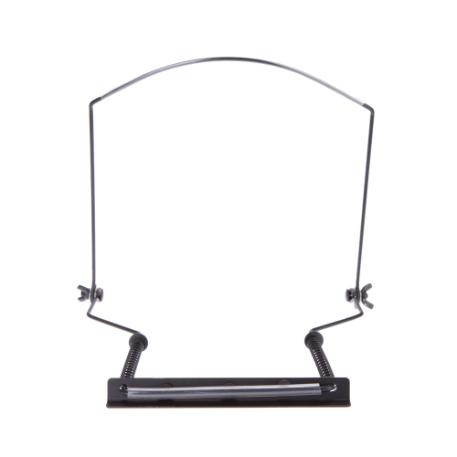 Harmonica Neck Rack Mount Holder Stand Adjustable Suitable for 10 Hole Harmonica
