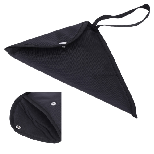 12 Hole Ocarina Gig Bag Protective Bag with Strap 5mm Cotton Padded