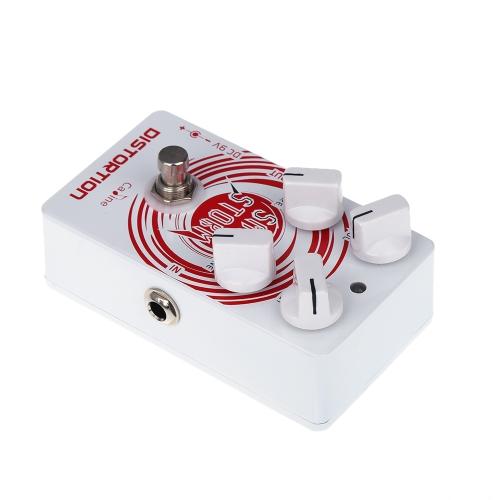 Caline tempesta di sabbia CP-27 Crunch distorsione chitarra effetto pedale alluminio lega alloggiamento True Bypass