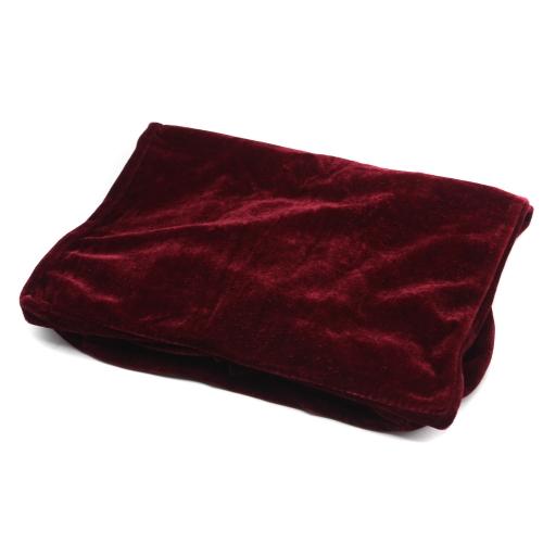 Klavier Hocker Stuhl Cover Pleuche mit Macrame 55 * 35cm für Klavier einzigen Stuhl Universal schön dekoriert