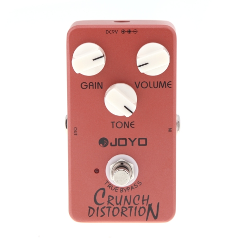 Joyo JF-03 Crunch Distortion Electric Guitar pedał efektów