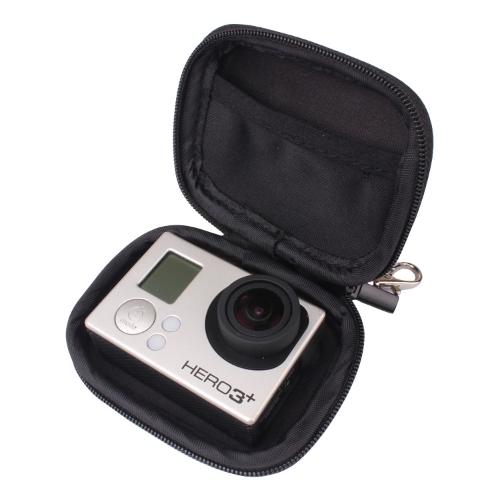 Andoer Mini EVA ochronny futerał na aparat przenośny torba dla GoPro Hero4 / 3+ / 3/2
