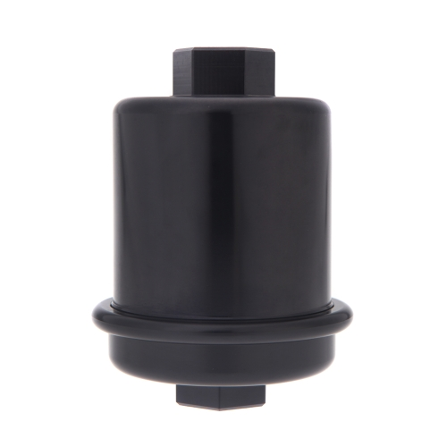 High Flow Fuel Filter Performance Racing for 96-00 Honda Civic Black