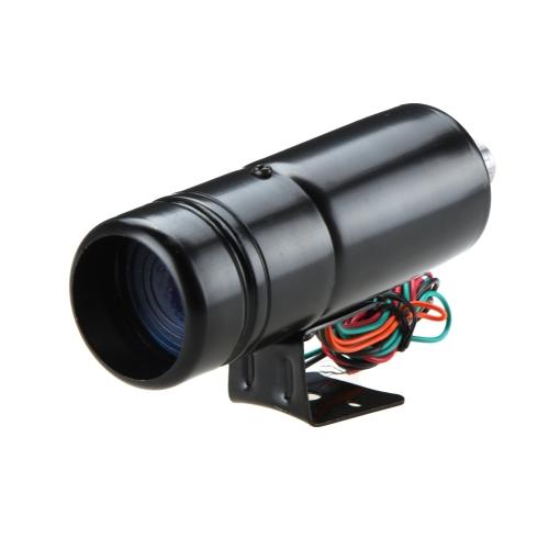 Tachymètre ajustable 1K - 11K t/min Tacho jauge aluminium Maj lumineux LED bleu/rouge noire Surface de lumière