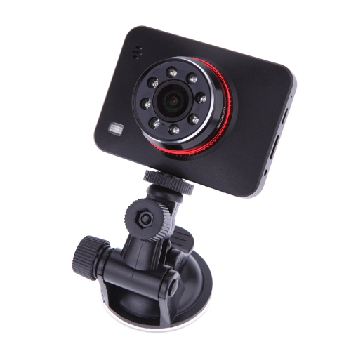 NTK96650 Portable Car DVR Camera 1080P FHD H.264 G-sensor with Parking Monitor Supper Night   Vision 2.7