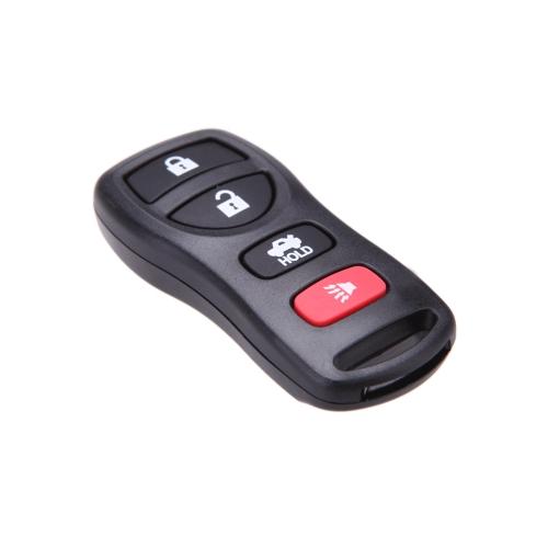 TOMTOP Nuevo Reemplazo Keyless de la Entrada Remota Llavero Transmisor Clicker Beeper alarma
