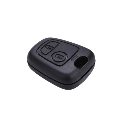Carcasa Llave Key Case Shell for PEUGEOT 106 107 206 207 407 806 Funda Botones   Mando