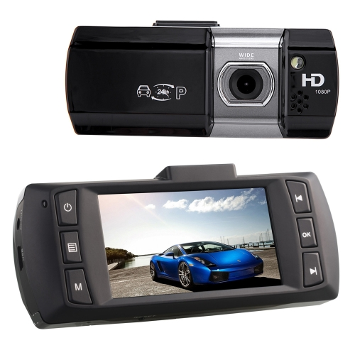 FHD 1080P/720P Road Recorder Car Dash DVR Camera 148° Parking Monitor Mode G-sensor AT500