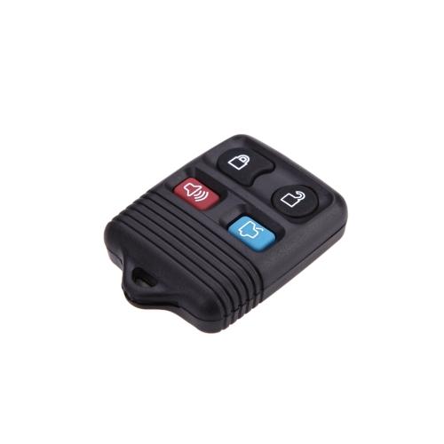4 кнопки дистанционного брелока дело Shell замена прокладки на Форд/Линкольн/Меркурий