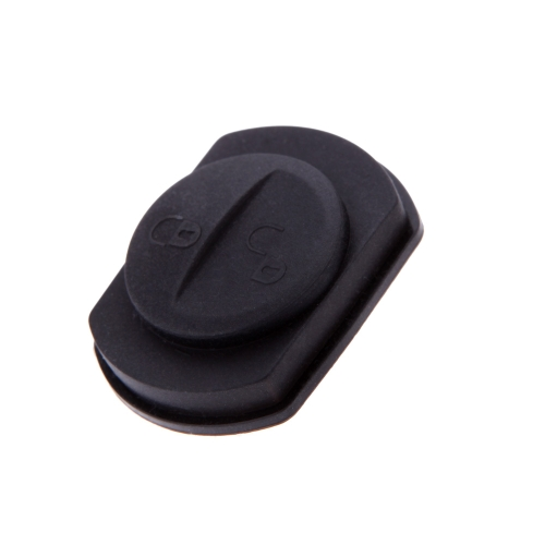 Replacement 2 Button Rubber Remote Pad for Mitsubishi Colt Warrior 2 Button Remote Key Fob