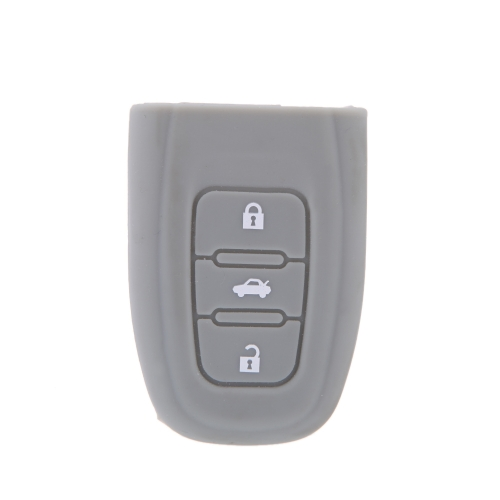 Silicone Car Auto Remote Fob Key Holder Case Cover for Audi A4L S4 S5 Q5