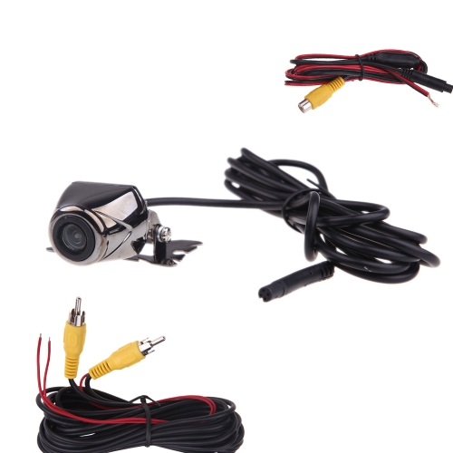 Car Rear View Reverse Backup Waterproof CMOS Camera