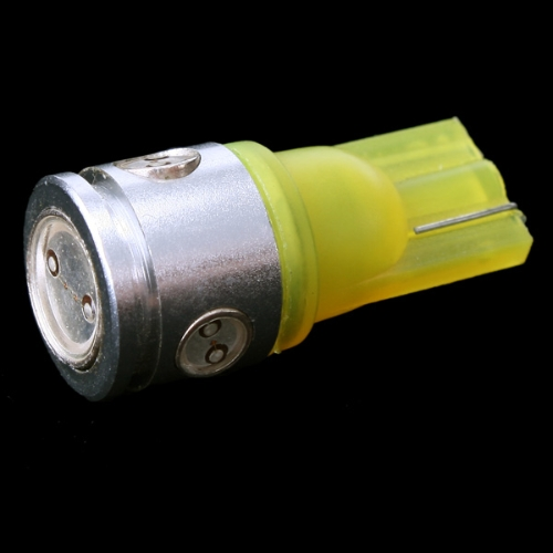 2.5W High Power Yellow 4 SMD LED Car T10 W5W 194 927 161 Side Wedge Light Lamp Bulb