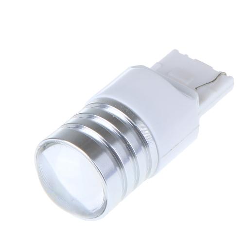 Carro de LED pisca luz luz luz reversa