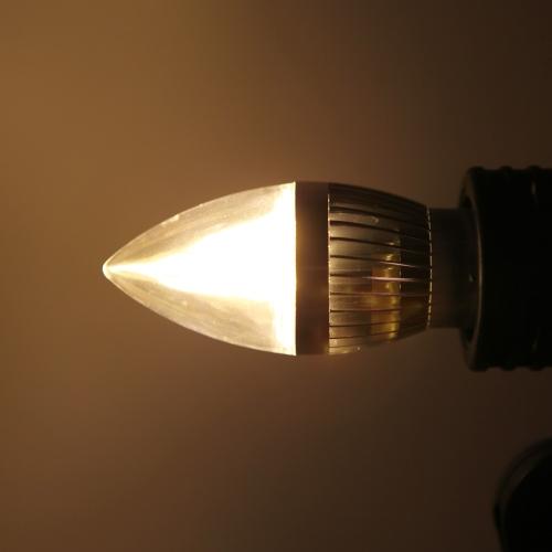 Esta lâmpada vela é feita de material de alta qualidade, alta potência, economia de energia e baixo consumo de energia que a lâmpada ideal para a substituição de lâmpadas incandescentes e halogênio tradicional. Apropriado para o hotel, locais de entretenimento teatros, exibição e exposição stands, etc w.t.c w.t.c w.t.c características: w.t.c dado forma como uma chama de vela, compacto e requintado. w.t.c baixo consumo de energia, baixa calor e economia de energia. w.t.c desempenho estável e longa vida útil. Fácil de instalar. w.t.c nenhum UV ou do IR de radiação de luz, sem materiais perigosos. w.t.c mais energia eficiente do que lâmpadas incandescentes e lâmpadas de halogéneo de maioria. w.t.c apropriado para lâmpada de parede, lâmpada de sala de jantar, lustres de cristal ou qualquer luz ocasiões. w.t.c w.t.c w.t.c especificações: w.t.c tipo Base: E27 w.t.c poder: 6W w.t.c tensão de serviço: AC85-265V w.t.c fonte luminosa: w.t.c de LED de alta potência cor de habitação: w.t.c material de carcaça de prata: ângulo de feixe do alumínio w.t.c: 270 graus w.t.c fluxo luminoso: 500-550LM w.t.c cor clara: branco (5800-6500K), quente branca (2800-3500K) w.t.c longa vida: 30.000-50.000 hrs w.t.c Item tamanho: 10,8 * 3,8 cm / 4,25 * 1,49 in (H * D) w.t.c Item peso : w.t.c 40g/1,40 oz pacote tamanho: 11 * 4 * 4 cm / 4.33 * 1,57 * 1,57 em (L * W * H) w.t.c peso do pacote: 48G/1,69 oz w.t.c w.t.c w.t.c lista de pacotes: w.t.c 1 * LED vela luz w.t.c w.t.c w.t.c w.t.c w.t.c tipos de conector w.t.c w.t.c w.t.c w.t.c E27 w.t.c w.t.c E14 w.t.c w.t.c GU10 w.t.c w.t.c MR16 w.t.c w.t.c B22 w.t.c w.t.c G9 w.t.c w.t.c w.t.c w.t.c w.t.c w.t.c w.t.c w.t.c w.t.c w.t.c w.t.c w.t.c w.t.c w.t.c se compararmos as fontes de luz artificiais com luz do dia , pode-se concluir que a luz para a fonte de luz LED tem a melhor aproximação com a luz do dia. w.t.c w.t.c w.t.c