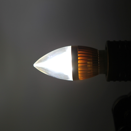 B22 6W LED Candle Light Bulb Chandelier-Lampen-Scheinwerfer High Power AC85-265V