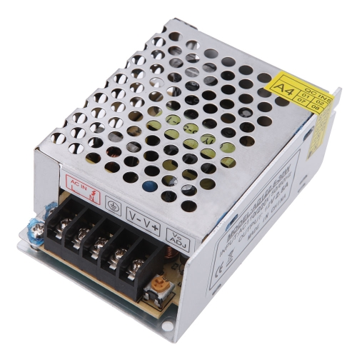 AC 110V/220V to DC 12V 2.5A 30W Transformateur de Tension Commutateur d'Alimentation pour Bande de LED