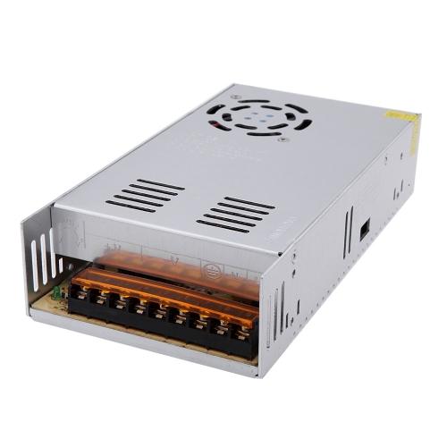 AC 110V/220V vers DC 48V 7.5A 360W  Transformateur de tension commutateur d'alimentation pour Led Bande