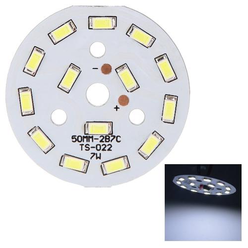7W LED Birne Runde 5730 SMD 14 LEDs Lampe Super helle LED Chip Licht DC21-24V