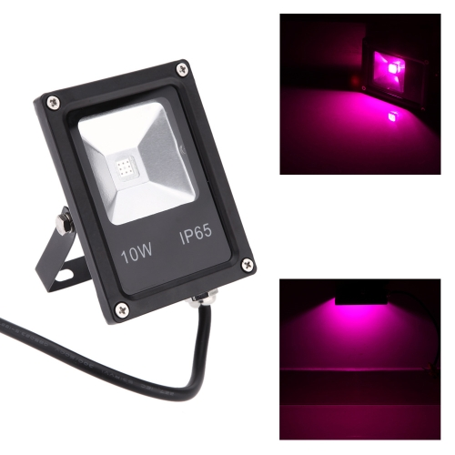 DC 12V 10W 9pcs LED Flood Light IP65 Water-resistant Durable Energy-saving Plant Grow Hydroponic Lamp
