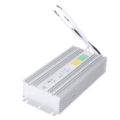 170-250V AC a DC 12V 21A 250W voltaje impermeable IP67 transformador interruptor de alimentación para tira de Led