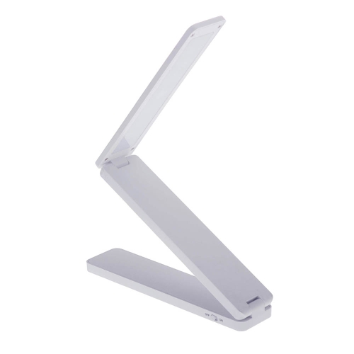 16 LED Foldable Portable Rechargable Reading Desk Table Lamp Light   Folding for Study  Home Office