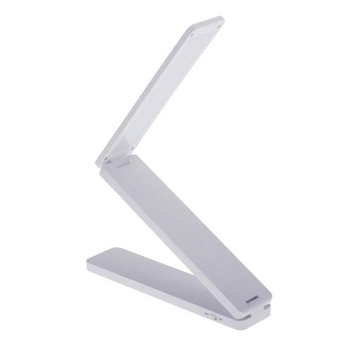 16 LED Składane Przenośne Rechargable Reading Lampa Stołowa Lampa Składane do Study Home Office