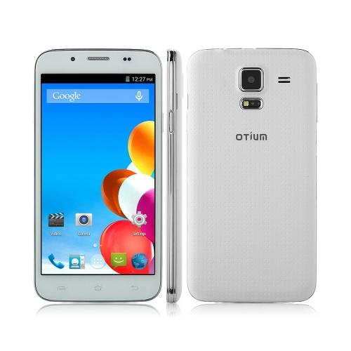 Otium S5 Smart telefone Android 4.4 MTK6582 Quad-Core 5