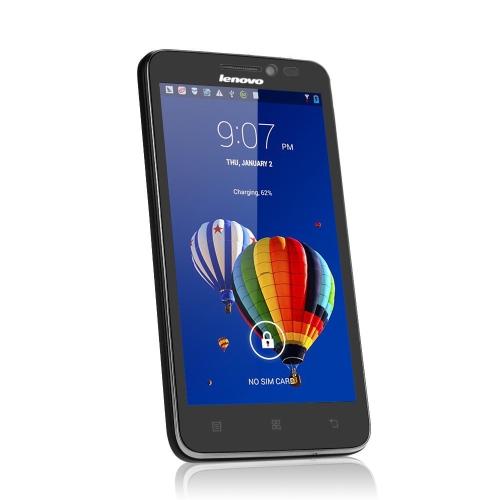 Lenovo A606 Smart Phone Android 4.4 MT6582M + 6290 Quad Core 5