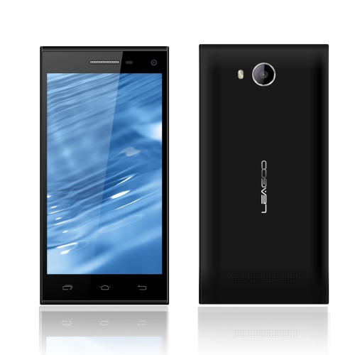 LEAGOO Lead 5 Smart Phone Android 4.4 MTK6582 Quad Core 5