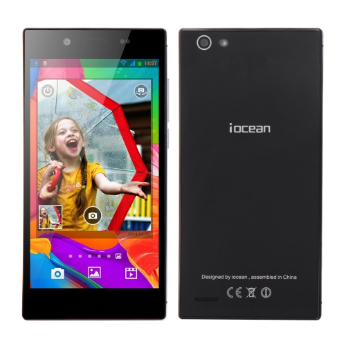 iocean X8 mini Smart Phone Android 4.4 MT6582 Quad Core 5