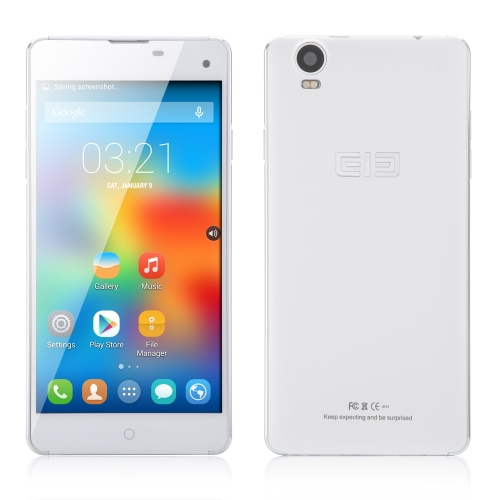 Elephone G7 Smart Phone Android 4.4 MTK6592m Octa Core 5.5