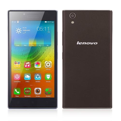 Lenovo P70-t 4G TDD-LTEスマートフォンIPS MTK6732 Android 4.4 Quad Core 5
