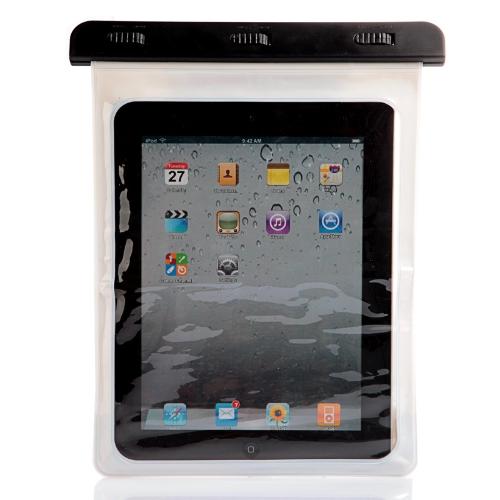 Underwater Tablet Waterproof Case Dry Bag for iPad/iPad 2 White