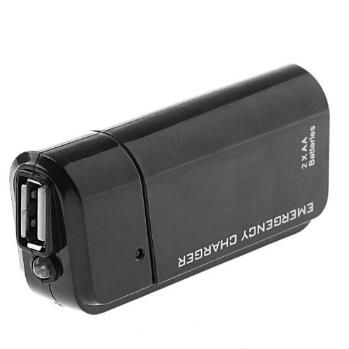 Carregador de bateria de emergência USB