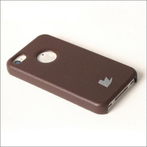 Jisoncase バック ケース保護カバー 4S iPhone 4