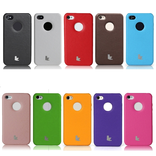 Jisoncase バック ケース保護カバー iPhone 4 4 s