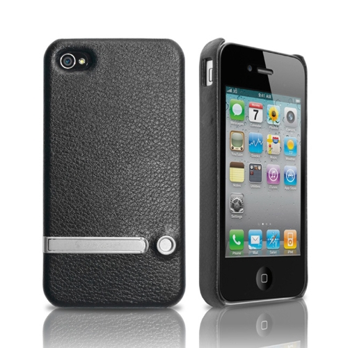 Jisoncase Stand Case Cover per iPhone 4/4S