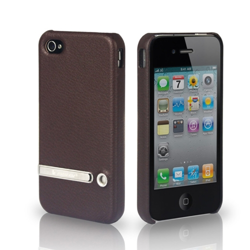 Jisoncase-Stand-Case-Cover-For-iPhone-44S