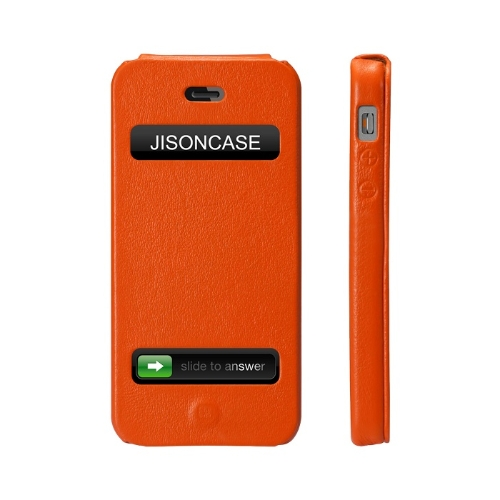 Jisoncase-Flip-Executive-Case-Cover-for-iPhone-5