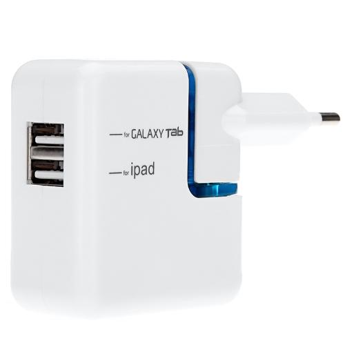 2 ポート USB 電源アダプター壁/旅行充電器マイクロ USB 30 ピン ケーブル