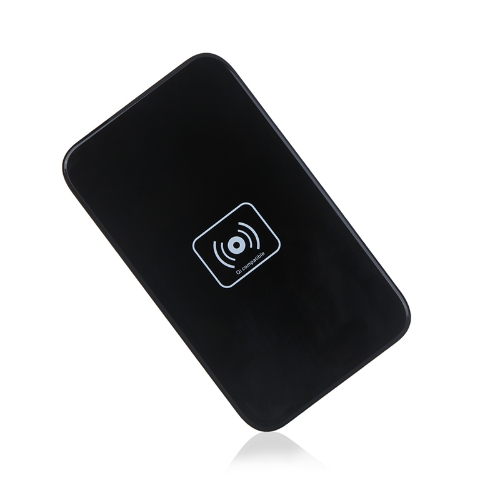 Qi Wireless Charger Transmitter Charging Pad/Mat/Plate for Nokia Lumia 920 Nexus 4/5 Patented Heat Dissipation Black
